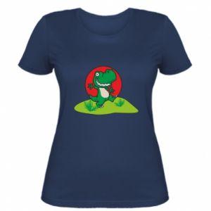 Damska koszulka Dino