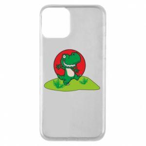 iPhone 11 Case Dino