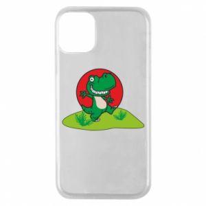 Etui na iPhone 11 Pro Dino