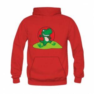 Kid's hoodie Dino