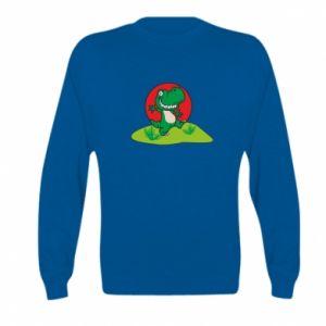 Kid's sweatshirt Dino