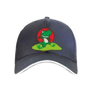 Czapka Dino