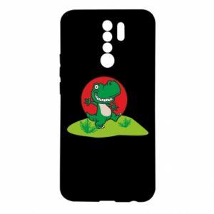Xiaomi Redmi 9 Case Dino