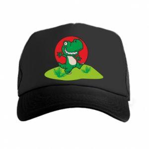 Czapka trucker Dino