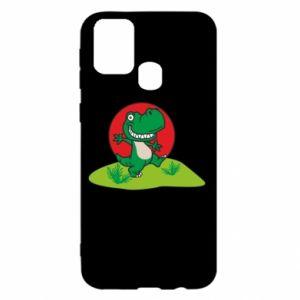 Samsung M31 Case Dino