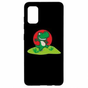 Samsung A41 Case Dino