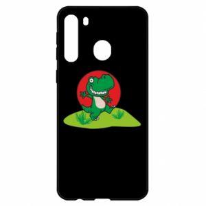 Samsung A21 Case Dino
