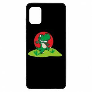 Samsung A31 Case Dino
