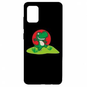 Samsung A51 Case Dino