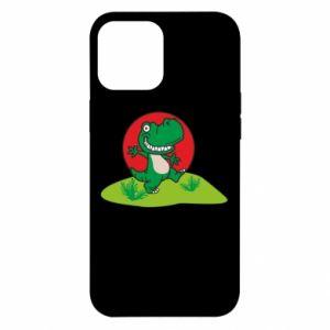 iPhone 12 Pro Max Case Dino
