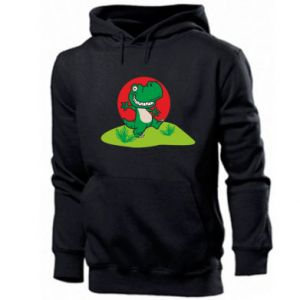 Męska bluza z kapturem Dino