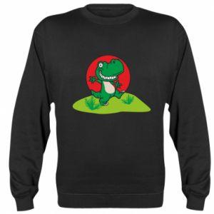 Bluza (raglan) Dino