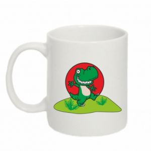Mug 330ml Dino