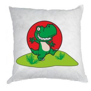 Poduszka Dino