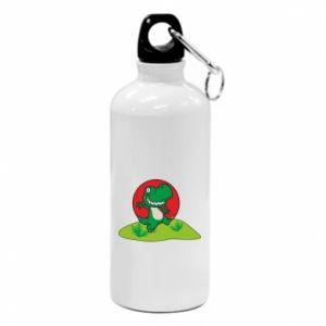 Water bottle Dino