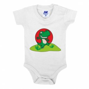 Baby bodysuit Dino