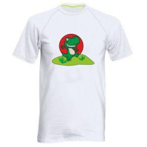Men's sports t-shirt Dino
