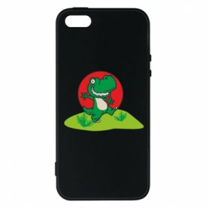 Etui na iPhone 5/5S/SE Dino