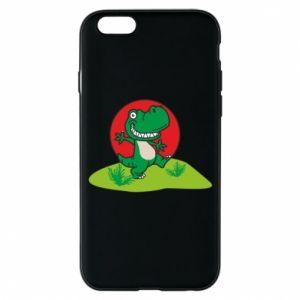 Etui na iPhone 6/6S Dino