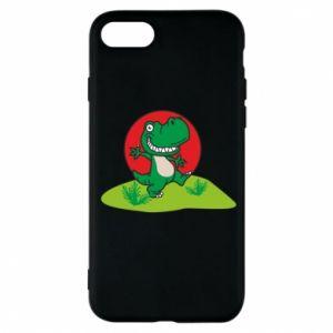 Etui na iPhone 7 Dino