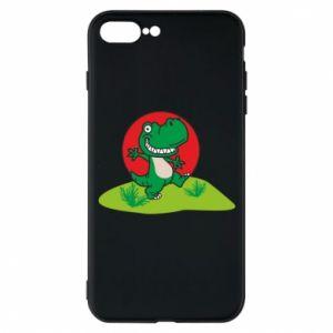 iPhone 7 Plus case Dino