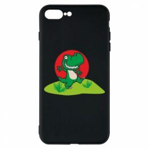 iPhone 8 Plus Case Dino
