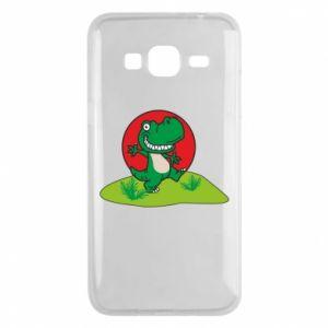 Samsung J3 2016 Case Dino