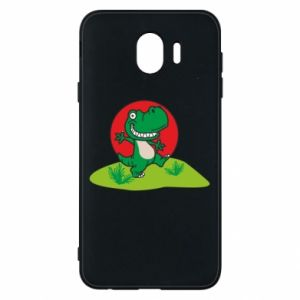 Samsung J4 Case Dino