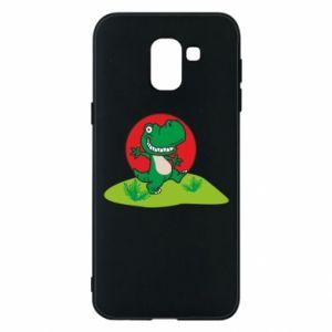 Samsung J6 Case Dino
