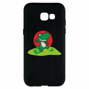 Etui na Samsung A5 2017 Dino