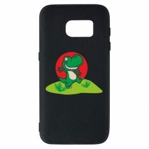 Samsung S7 Case Dino