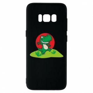 Samsung S8 Case Dino
