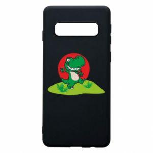 Samsung S10 Case Dino