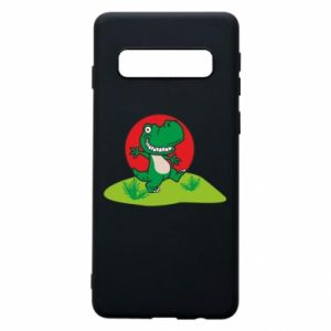 Etui na Samsung S10 Dino