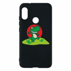 Mi A2 Lite Case Dino