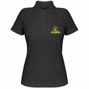 Women's Polo shirt Dino