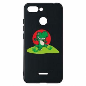Etui na Xiaomi Redmi 6 Dino