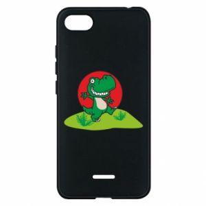 Xiaomi Redmi 6A Case Dino