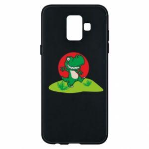 Samsung A6 2018 Case Dino