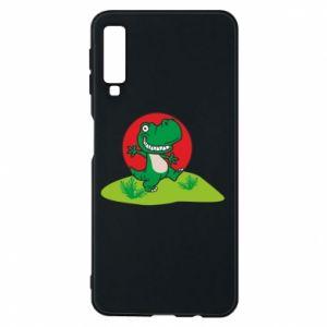 Samsung A7 2018 Case Dino