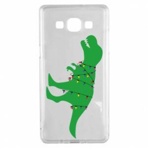 Samsung A5 2015 Case Dinosaur in a garland