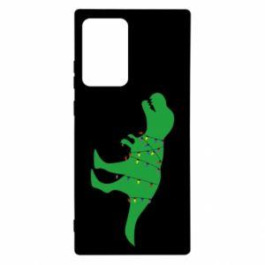 Etui na Samsung Note 20 Ultra Dinozaur w girlandzie
