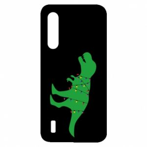 Etui na Xiaomi Mi9 Lite Dinozaur w girlandzie