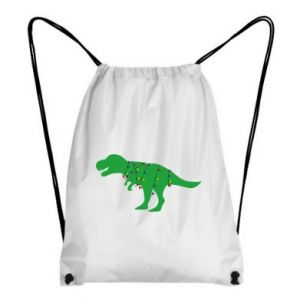 Backpack-bag Dinosaur in a garland