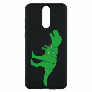 Etui na Huawei Mate 10 Lite Dinozaur w girlandzie