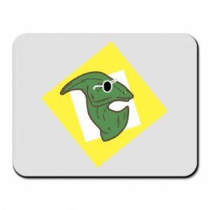 Podkładka pod mysz Dinozaur w okularach