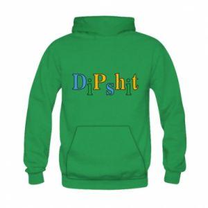 Bluza z kapturem dziecięca Dipshit
