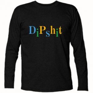 Koszulka z długim rękawem Dipshit