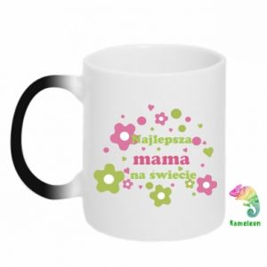 Chameleon mugs The best mom in the world