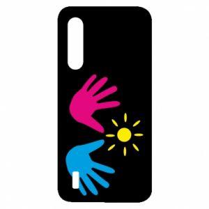Etui na Xiaomi Mi9 Lite Dłonie